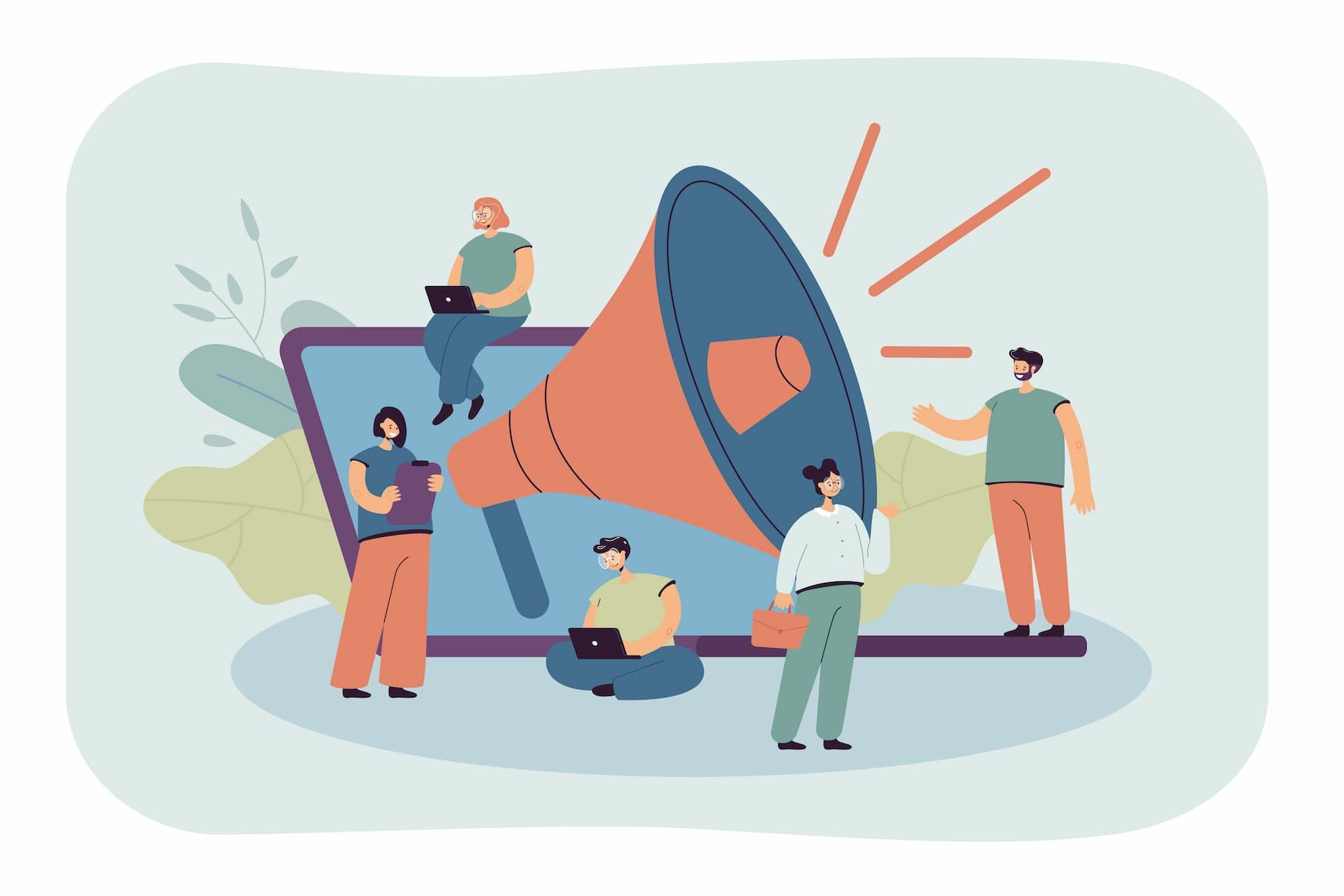 Social Media Customer Management